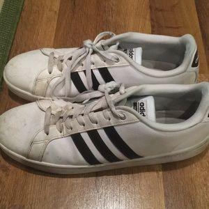Men's Adidas  cloudfoam shoes